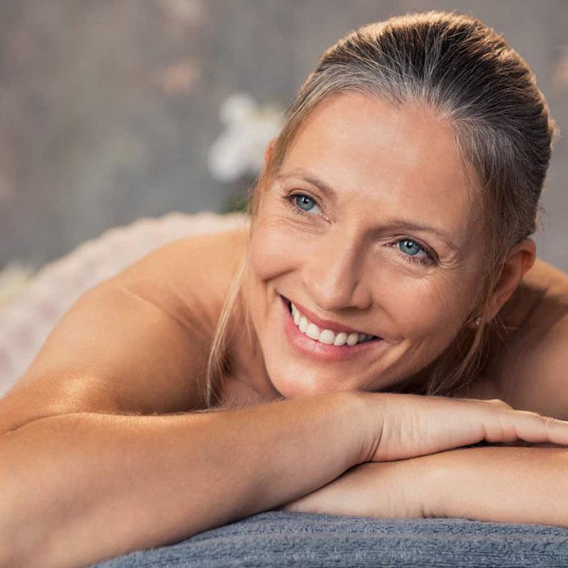 Trattamento benessere menopausa