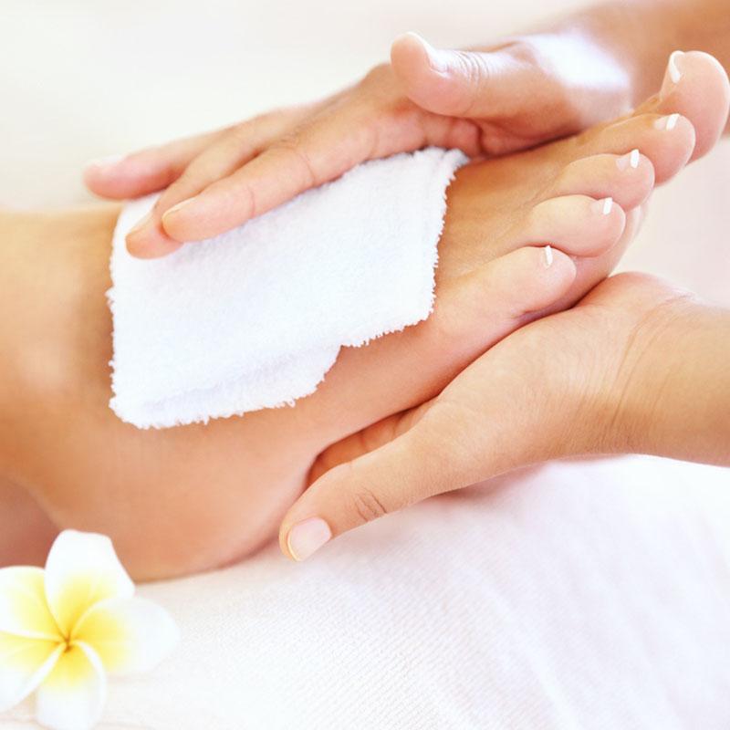 Hands & Feet Easy Ritual