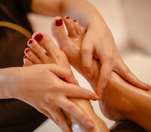 Happy feet - Fase del trattamento 2
