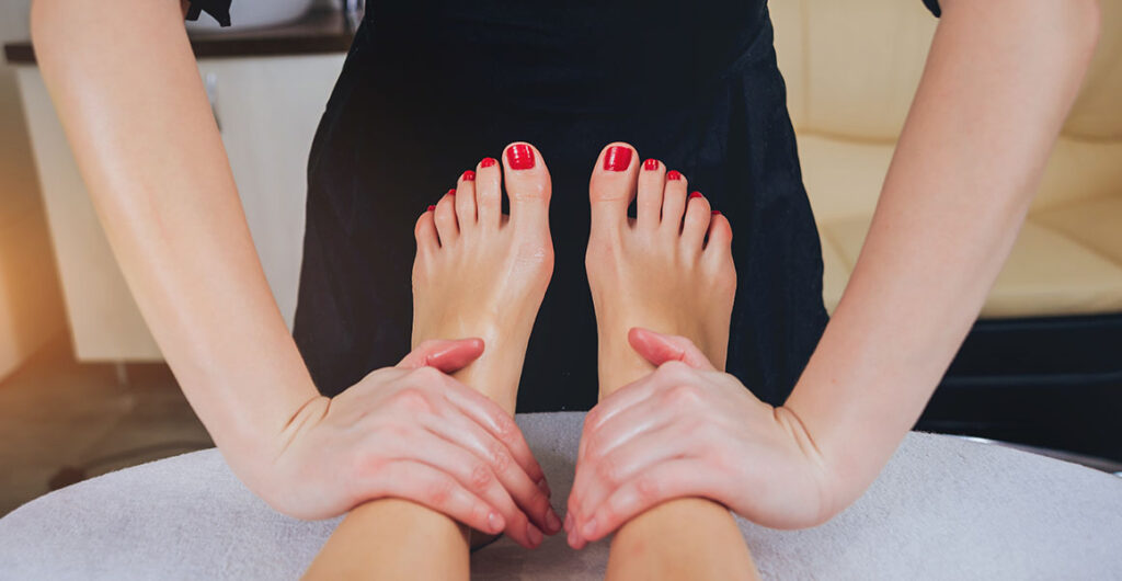 Happy Feet Rituals