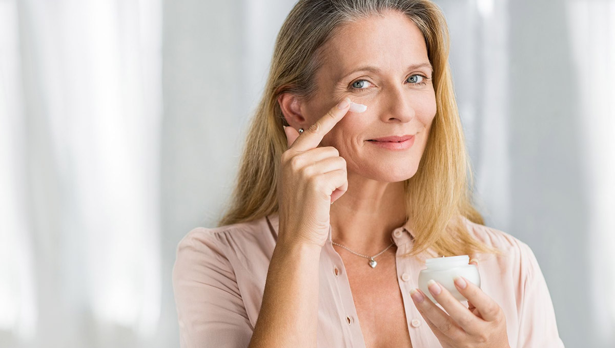Menopausa. La beauty routine over50